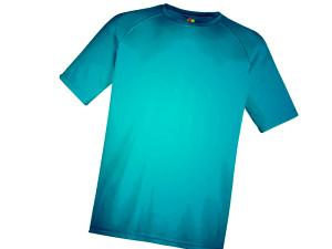 футболка из полиэстера 2