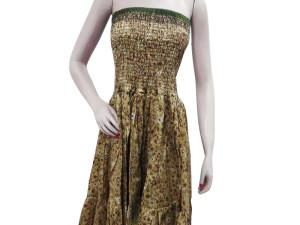 платье из полиэстера 2
