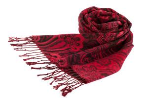 шарф из полиэстера 2