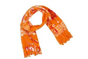 шарф из полиэстера